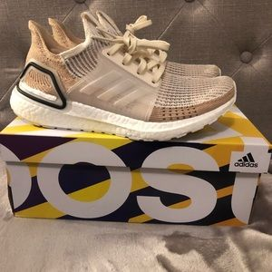 Special edition ultra boost 19 tan
